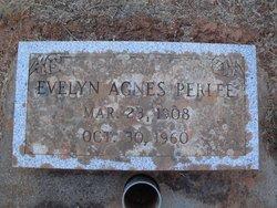 Evelyn Agnes Perlee