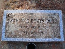 Lawrence Edwin Ruth