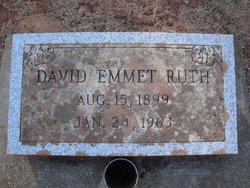 David Emmet Ruth