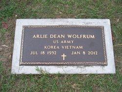 Arlie Dean Wolfrum