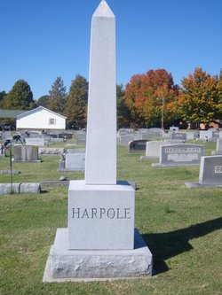 Margaret Ann <i>Martin</i> Harpole