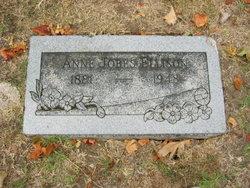 Anne <i>Jobes</i> Ellison