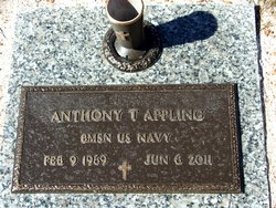 Anthony T Appling