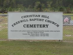 Christian Hill Cemetery