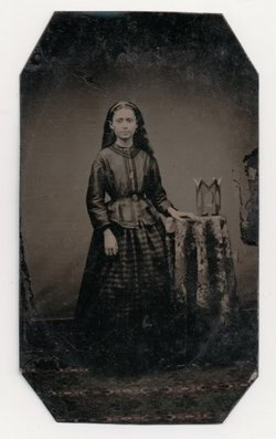 Permelia Frances Fannie <i>Meek</i> Caldwell