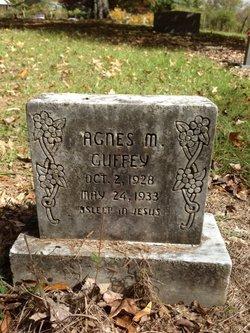 Agnes Guffey