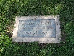 Warren B. Foster
