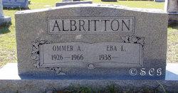 Ommer A. Albritton