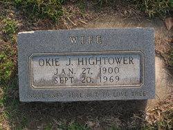 Oklahoma Jewel Okie <i>Burke</i> Hightower