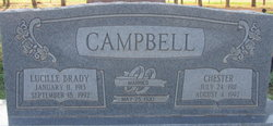 Lucille <i>Brady</i> Campbell