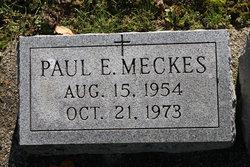 Paul Evan Meckes