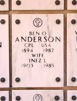Ben Otto Anderson