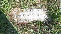 Harriet Emily Rambo