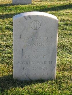James D Gandee