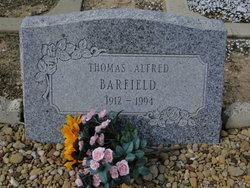 Thomas Alfred Barfield