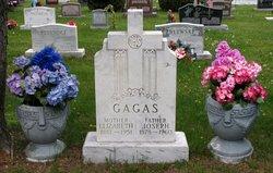 Elisabetha Lizzie <i>Mizyk</i> Gagas