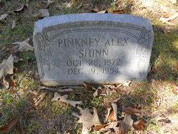 Pinkney Alexander Shinn