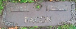 Alfred J Bacon