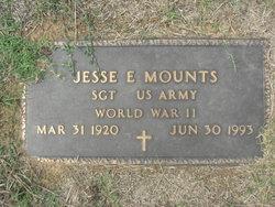 Jesse Earnest Mounts