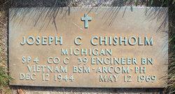Spec Joseph Charles Chisholm