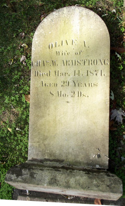Olive A. Armstrong