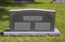 Bertha <i>Vogel</i> Leon
