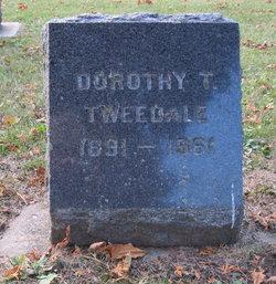 Dorothy T <i>Tagge</i> Tweedale