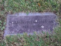 Elizabeth Gutterson