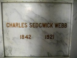 Charles Sedgwick Webb