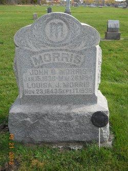 Louisa J <i>Powell</i> Morris