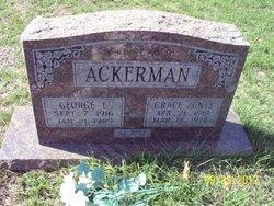 George Lehman Ackerman