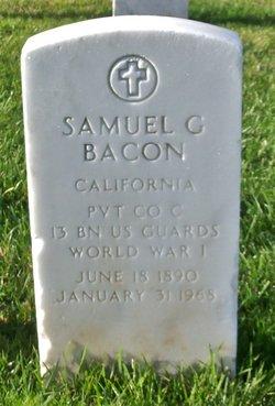 Samuel George Bacon