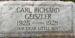 Carl Richard Geiszler
