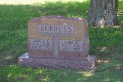 Minnie L. Myn <i>Benifield</i> Burruss