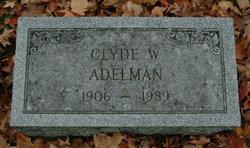 Clyde William Adelman