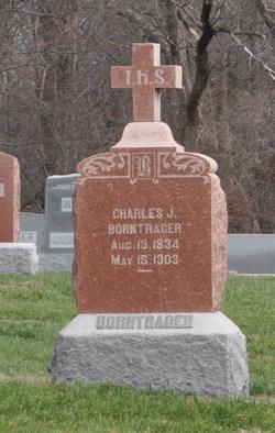 Charles J Borntrager