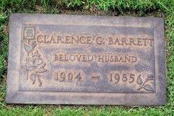 Clarence George Barrett