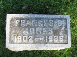 Frances <i>Dante</i> Jones
