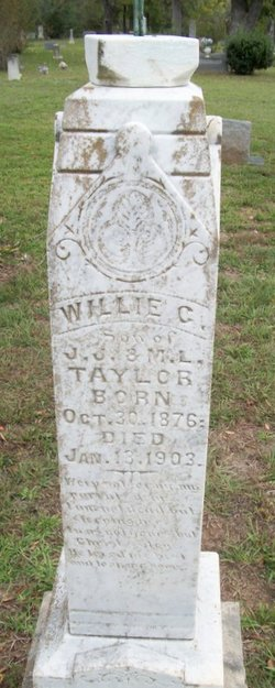 Willie C. Taylor