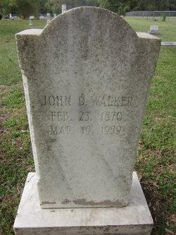 John Duce Walker