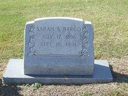 Sarah S. Barco