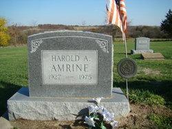 Harold A Amrine
