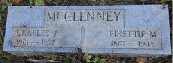 Charles J McClenney