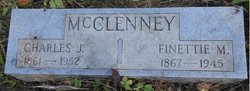 Finette M McClenney