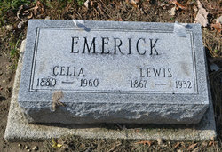 Celia <i>Miller</i> Emerick