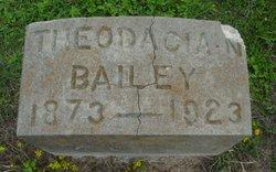 Theodacia N. <i>West</i> Bailey