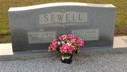 Betty Marie <i>Windsor</i> Sewell