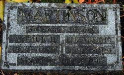 Arthur Henry Martinson