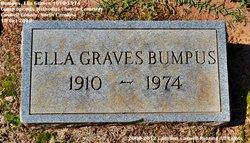 Ella <i>Graves</i> Bumpus