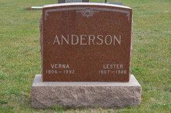 Verna Marie <i>Nelson</i> Anderson